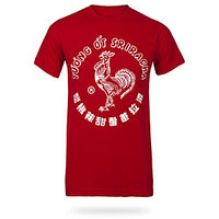 Sriracha Rooster Tee