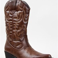Madden Girl SANGUINE Western Cowboy Boot | Shop Madden Girl Shoes