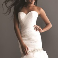Allure 2605 Dress - MissesDressy.com