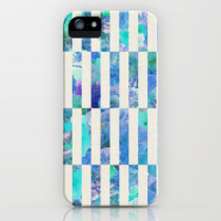 FLORAL ORDER iPhone & iPod Case by Bianca Green