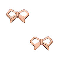 Bing Bang Bow Stud Earrings - Max & Chloe
