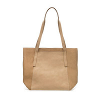 SHOPPER WITH LONG HANDLES - Handbags - Woman - ZARA United States