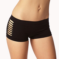 Shredded Boyshorts | FOREVER 21 - 2057665299