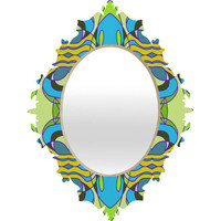 DENY Designs Home Accessories | Paula Ogier Mardi Gras Baroque Mirror