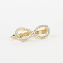Daytrip Infinity Ring - Women's Accessories | Buckle