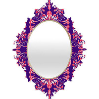 DENY Designs Home Accessories | Paula Ogier Rajah Baroque Mirror