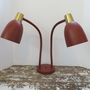 Gooseneck Lamp Double Lamp Wall Lamp Bedside Lamp Adjustable Lamp