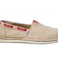 Burlap Women&#x27;s Bimini Stitchouts | TOMS.com