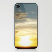 The Light iPhone & iPod Skin by David Bastidas | Society6