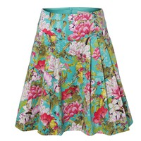 Paradise Print Skirt by Poem