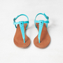 STUDDED SANDALS - TEEN GIRLS COLLECTIONS - WOMAN -  United Kingdom