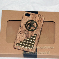 summer trending wood grain protective case for iPhone 4 iPhone 4s phone case friendship love gifts