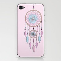 Dreamcatcher iPhone &amp; iPod Skin by haleyivers | Society6