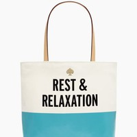 starwood rest and relaxation tote