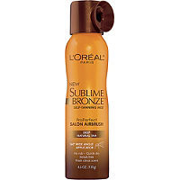 L&#x27;Oreal Sublime Bronze Self-Tanning Mist Ulta.com - Cosmetics, Fragrance, Salon and Beauty Gifts
