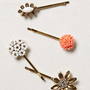 Anthropologie - Boutonniere Bobbies