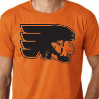 Claude Giroux Flyers Tee Shirt - Philadelphia Flyers TShirt - Giroux - 025