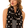 *MKL Accessories The Love Me Scarf in Black : Karmaloop.com - Global Concrete Culture