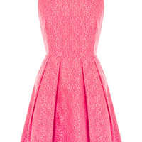 Hope Lace Skater Dress