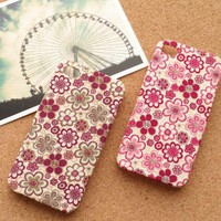Handmade Heronsbill Case for iPhone