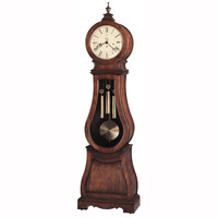 Arendal Floor Clock at Brookstone—Buy Now!