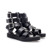 BUCKLED TRACK VAMP SHOE - Shoes - TRF - ZARA