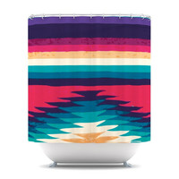 Nika Martinez &quot;Surf&quot; Shower Curtain | KESS InHouse