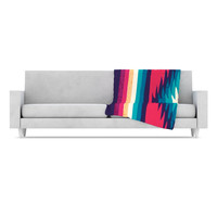 Nika Martinez &quot;Surf&quot; Blanket | KESS InHouse