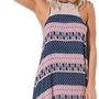 LUCCA MESH PRINT DRESS | Swell.com