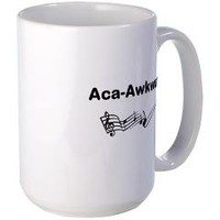 Aca-Awkward Quote Large Mug&gt; Aca-Awkward Products&gt; Rankography Movies Shop