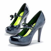 Princess Vera Wang Platform Mary Janes - Women