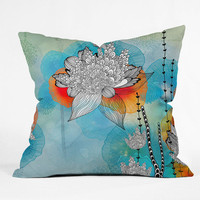 DENY Designs Home Accessories | Iveta Abolina Coral Outdoor Throw Pillow