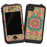 Brilliant Tribal Skin for Lifeproof iPhone 4/4s Case