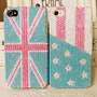 fashion the Stars and the Stripes case for iphone 4/4s