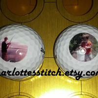 Personalized Golf Balls - Titleist ProV1 (One Case) Listing
