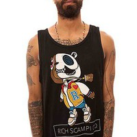 Rich Scampi The Cannon Bear Tank Top in Black : Karmaloop.com - Global Concrete Culture