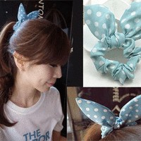 Cute Bunny Ear Hair Barrette | LilyFair Jewelry