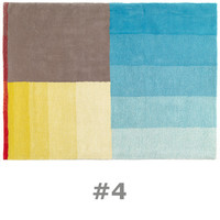 Color Carpet Rug #4 - A+R Store