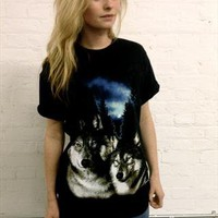 Wolves of the night T-shirt from I Feel Used