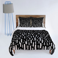 DENY Designs Home Accessories | Lisa Argyropoulos Night Terrential Duvet Cover