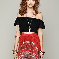 Free People Freedom Frills Cami
