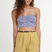 Nollie Reversible Cropped Bandeau at PacSun.com