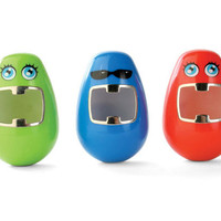 Kikkerland Design Inc   » Products  » Bobble Opener Assorted Colors