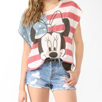 Patriotic Minnie Top