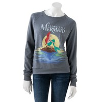 Disney Little Mermaid Sweatshirt - Juniors
