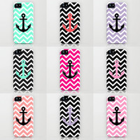 Summer Anchor iPhone cases by RexLambo