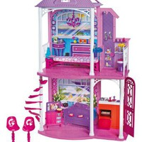 Barbie 2-Story Beach House: Toys & Games