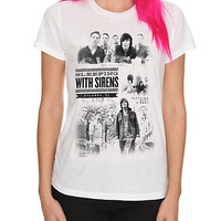 Sleeping With Sirens Orlando Girls T-Shirt | Hot Topic