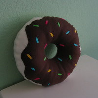 Medium Donut Pillow