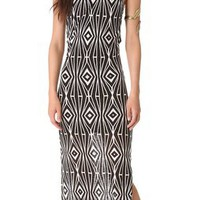 ADDISON Mara Layered Maxi Dress | SHOPBOP